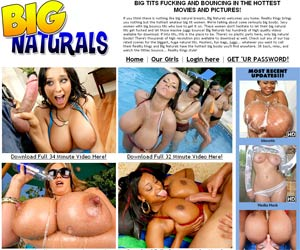 Big Naturals! Huge Natural Boobs Official Site