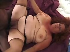 Oversexed BBW wants more and more