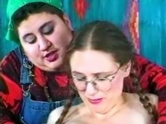 Chesty honey milked by older nanny