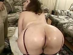 Fatty with big tits and round ass